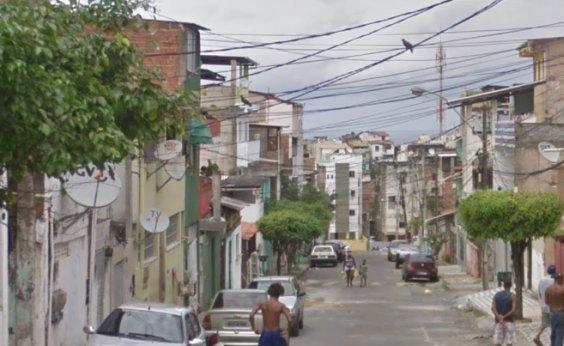 [Criança é atingida por bala perdida na Boca do Rio, em Salvador]