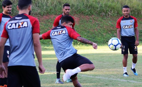 [Vitória divulga relacionados para partida contra Botafogo; confira]