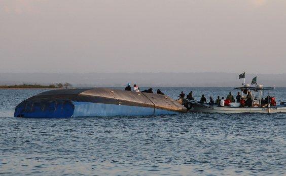[Sobrevivente de naufrágio é encontrado na Tanzânia]