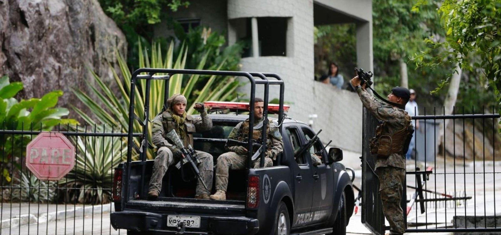[Intervenção federal no Rio cria 'QG da compra' para gastar R$ 1 bilhão em equipamentos]