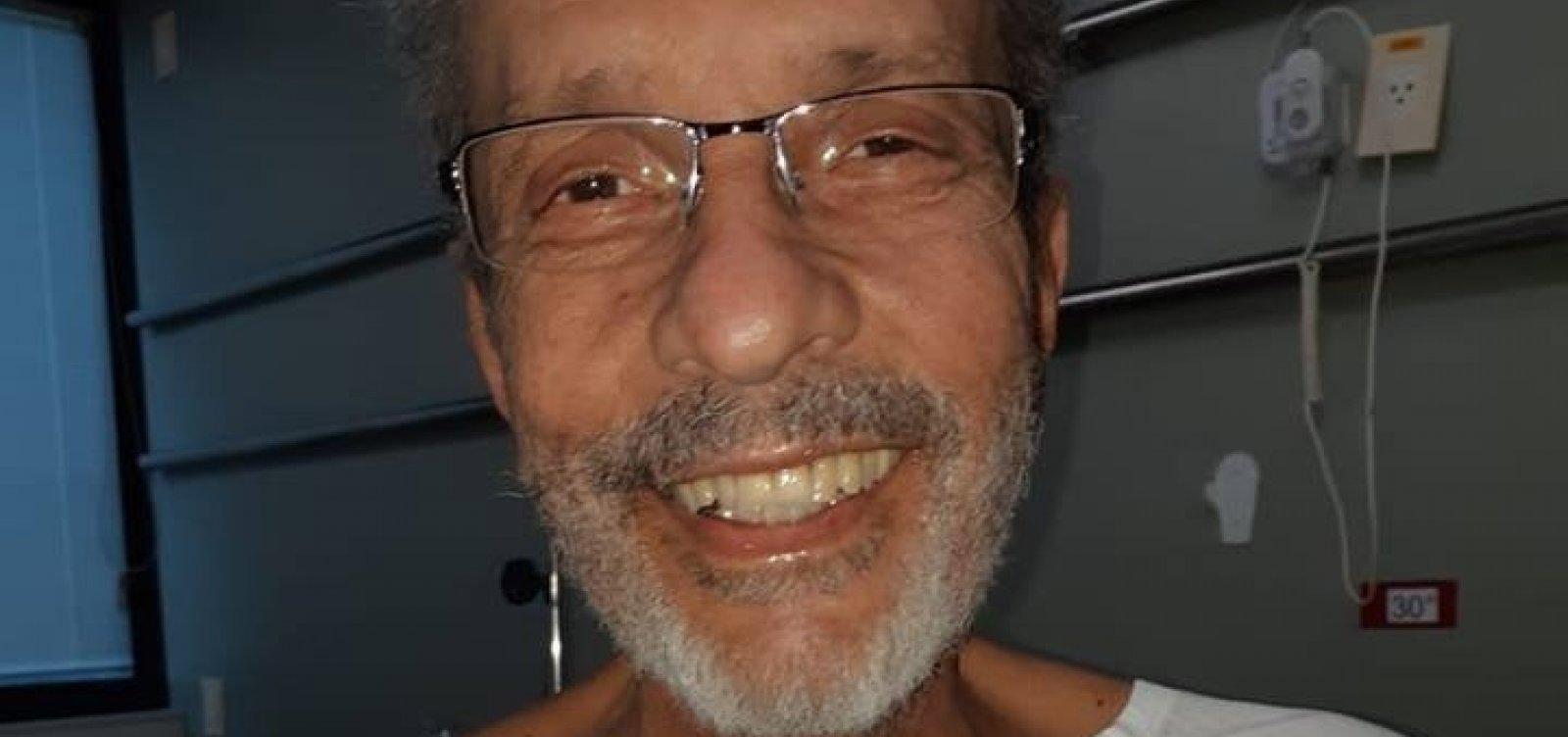 [Morre jornalista baiano Luís Augusto Gomes]