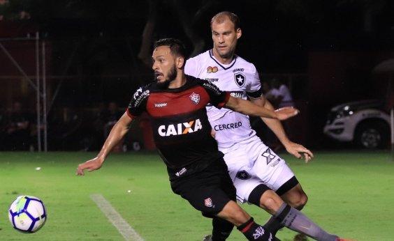 [Vitória perde por 4 a 3 para o Botafogo no Barradão]