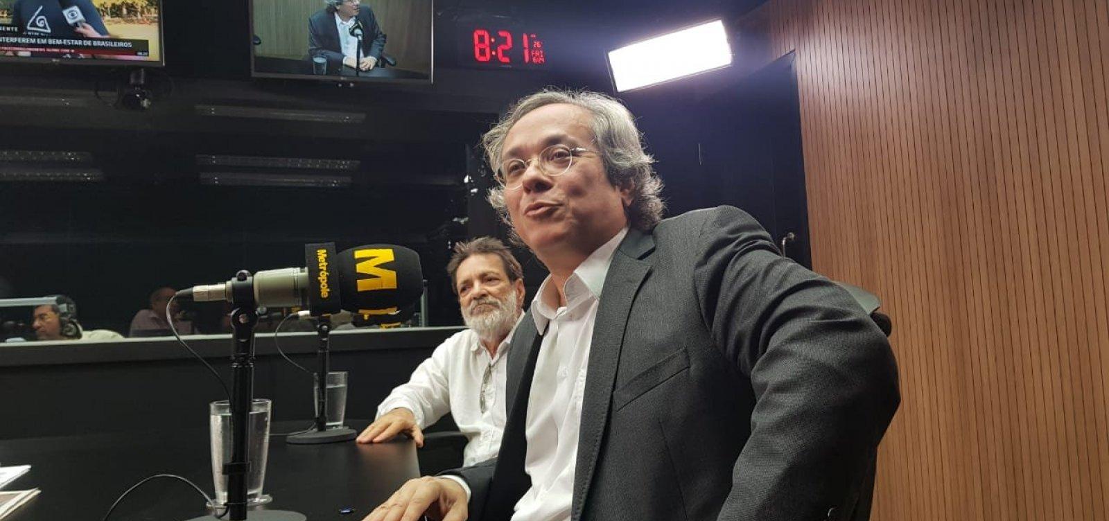 [João Carlos Salles e Paulo Miguez serão empossados reitor e vice da Ufba hoje]