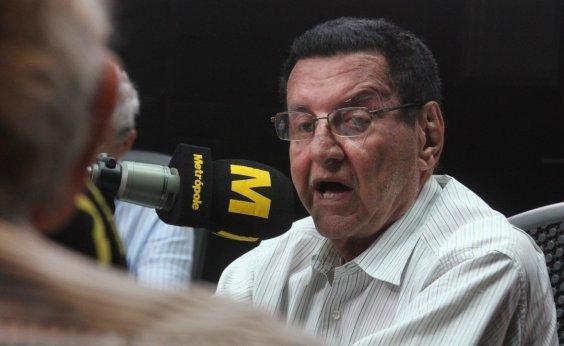 ['Por ser candidato ao Senado, cortaram credenciamento da UTI do meu hospital', acusa Jorge Vianna]