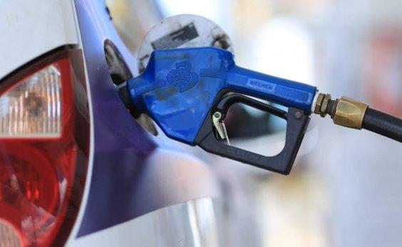 [Petrobras reduz em 0,59% preço da gasolina nas refinarias]