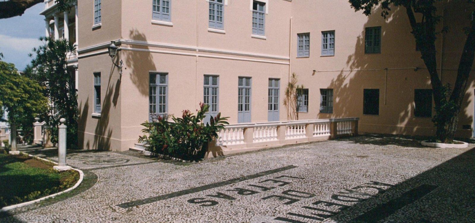 [Academia de Letras da Bahia emite carta aberta a candidatos ao governo]