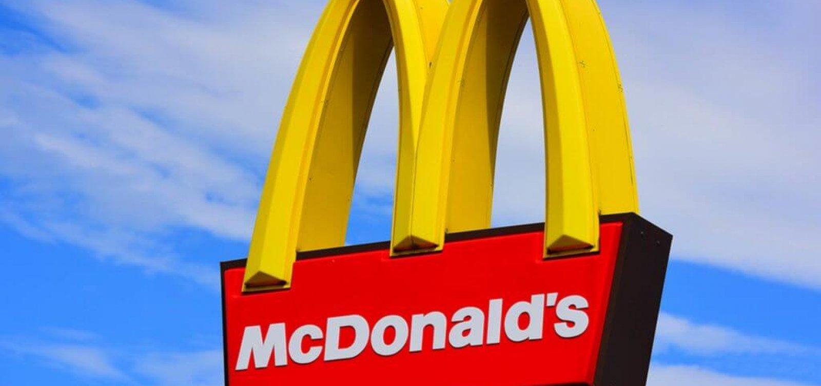 [McDonald's é multada em 7 milhões por descumprir acordos trabalhistas ]