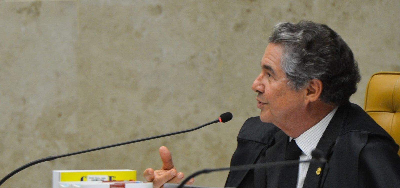 [Ministro diz que eleições obstruem reanálise da prisão em 2ª instância]