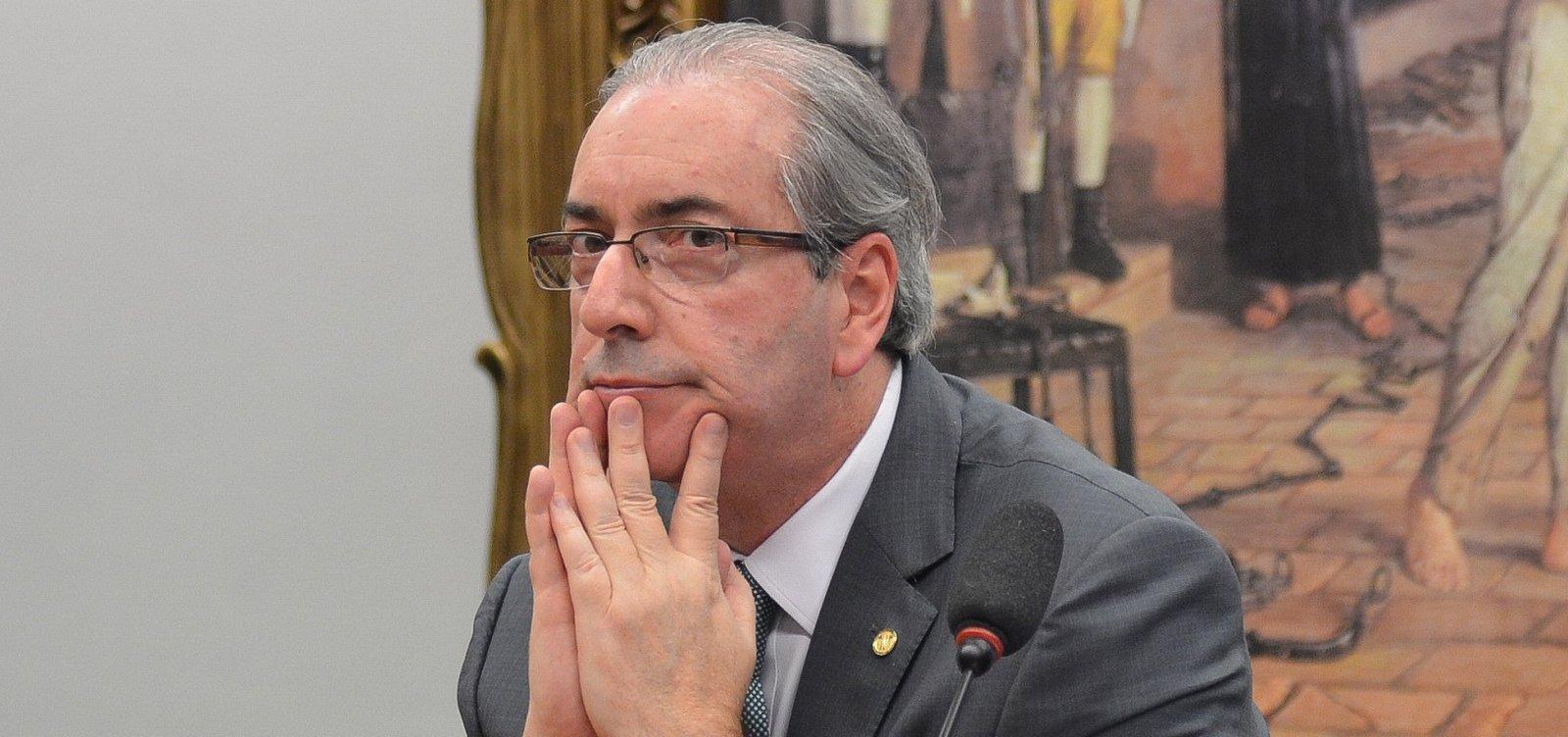 [Eduardo Cunha divulga carta pedindo voto à filha]