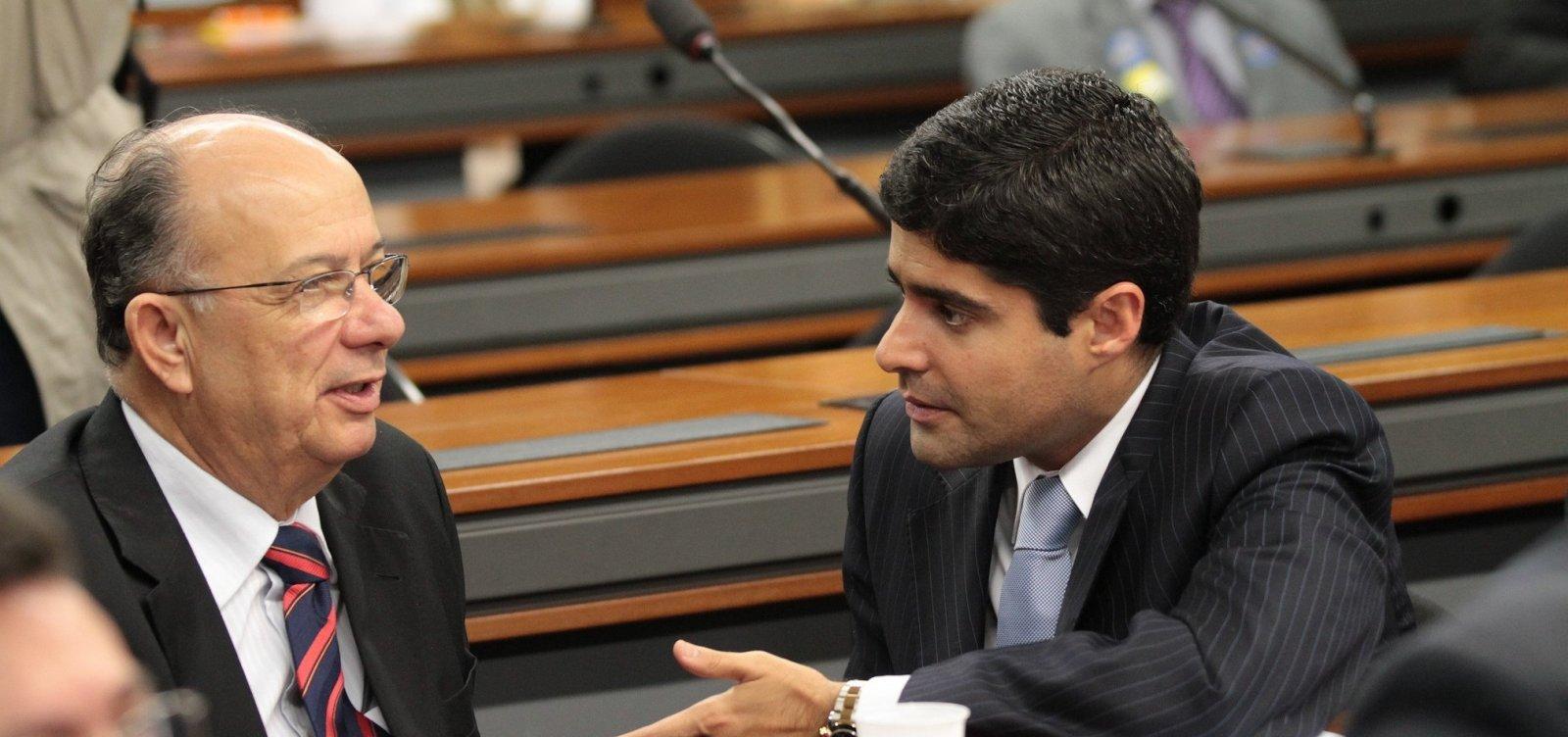 [Após 'enquete', ACM Neto enquadra Zé Ronaldo sobre apoio a Alckmin]