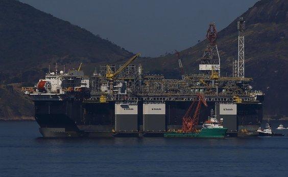 [Petrobras tem queda de 5,1% na produção de petróleo em agosto]