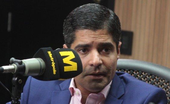[Presidente do DEM diz que oposição 'não teve meios' para enfrentar Rui Costa]