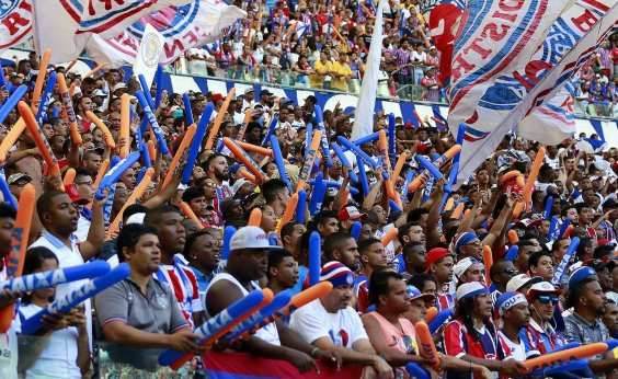 [Bahia inicia venda de ingressos para partida contra o Flamengo]