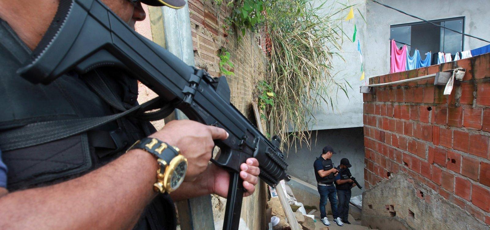[Brasil registra pelo menos 3 mil assassinatos no mês de julho]