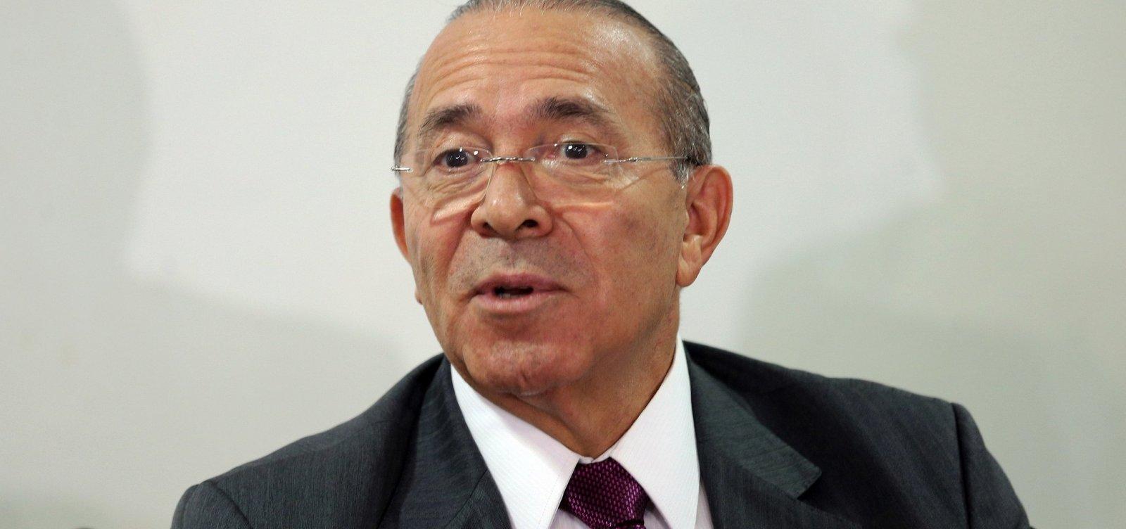 [Padilha solicita ao STF que caso sobre repasses da Odebrecht vá para a Justiça Eleitoral]