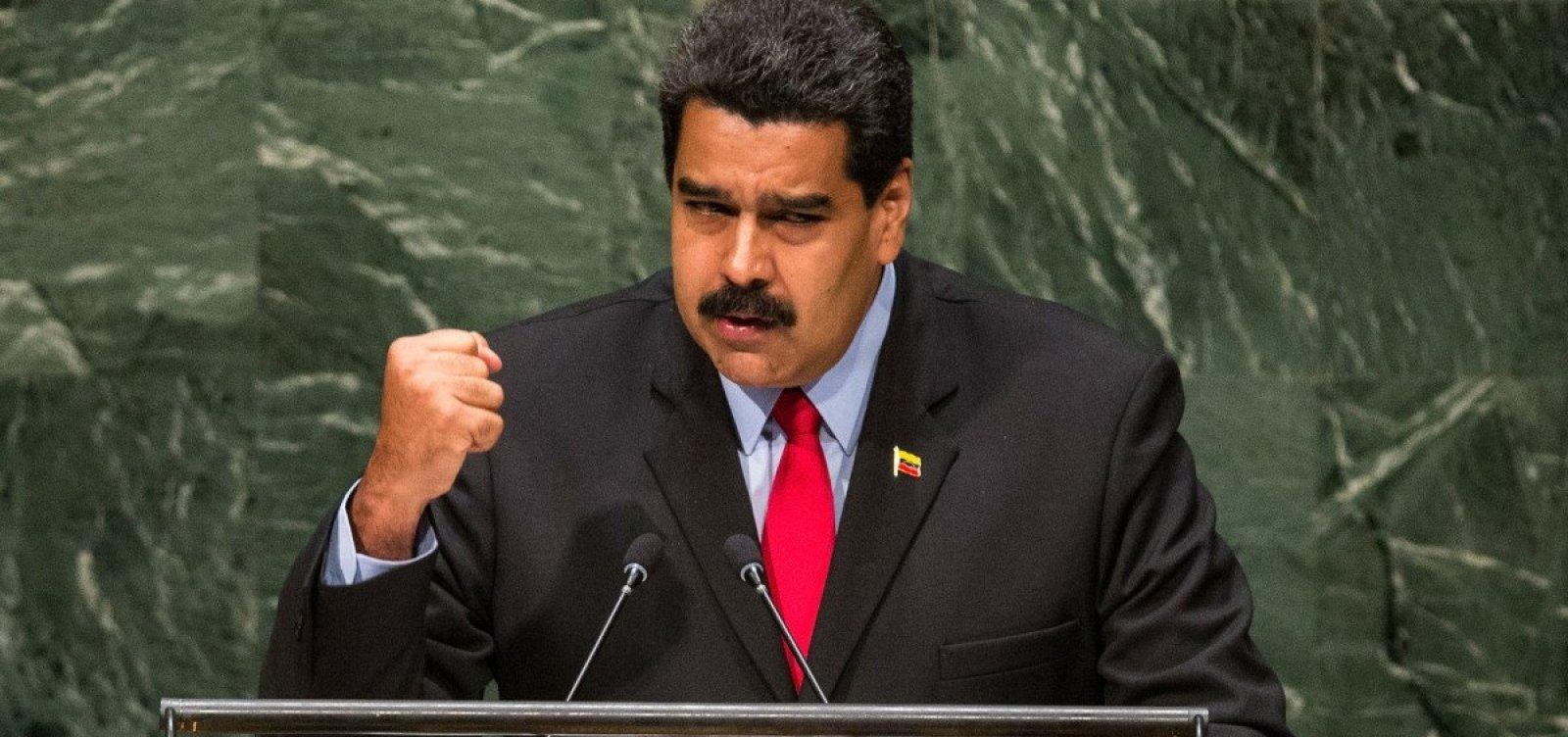 [Seis países denunciam governo Maduro a Tribunal Penal Internacional]