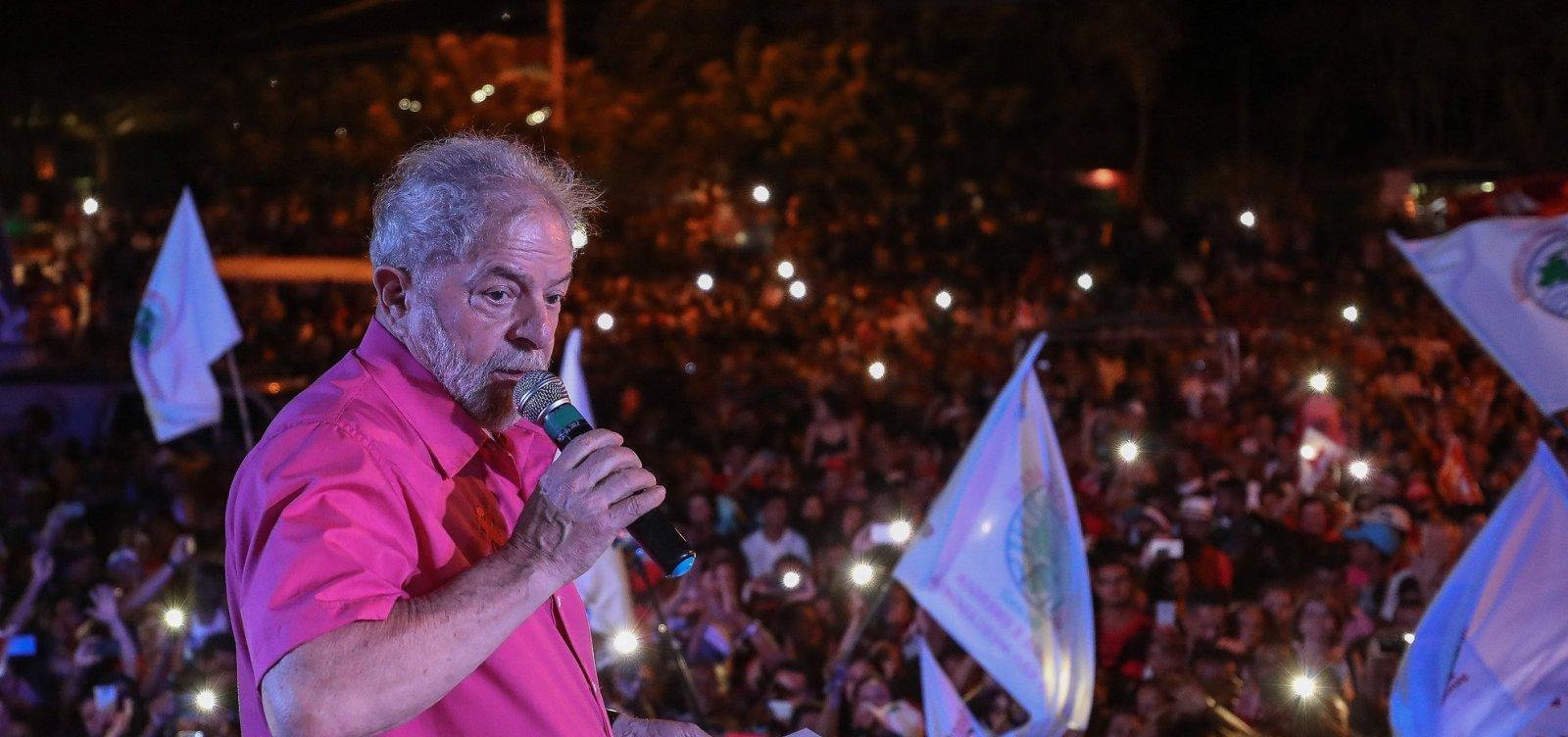 [Lewandowski pede vista e manda mais um recurso de Lula para plenário do STF]