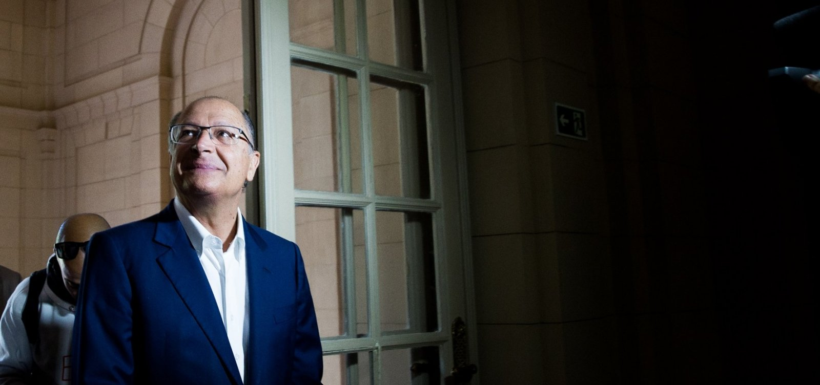 [Juiz põe sigilo em ação contra Alckmin]