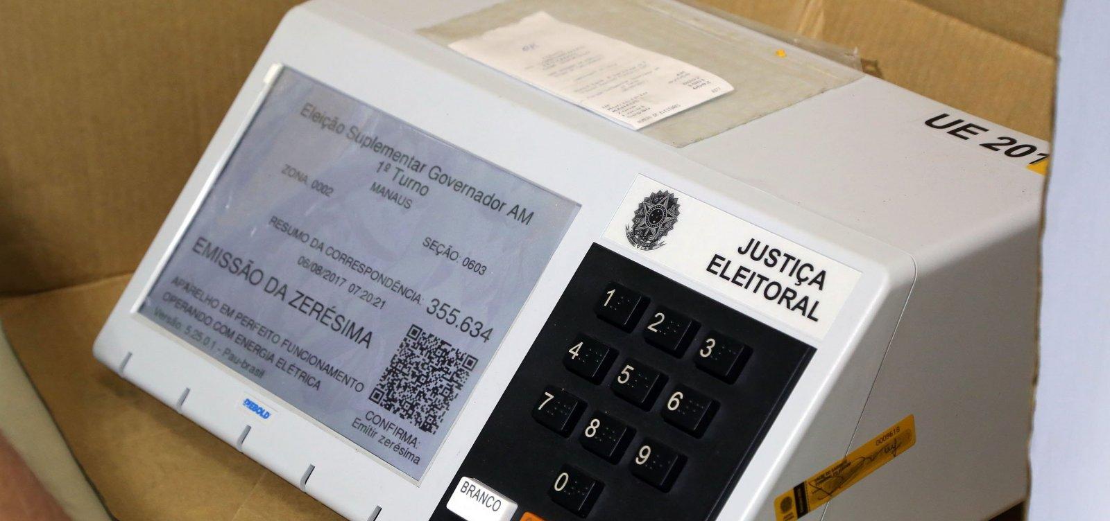 [Bahia é o estado com mais eleitores com títulos cancelados]