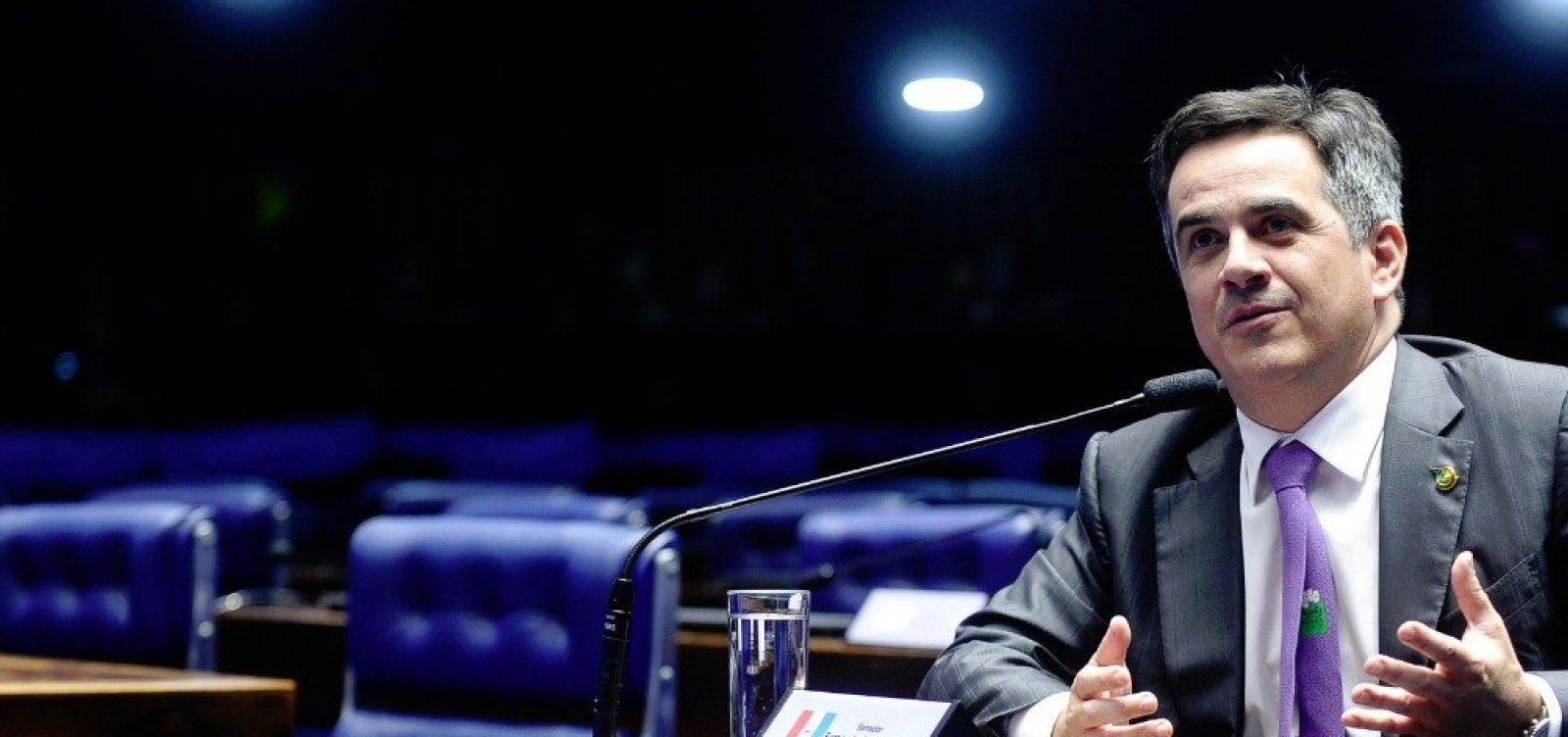 [Presidente do PP, Ciro Nogueira é alvo de operação da Polícia Federal]