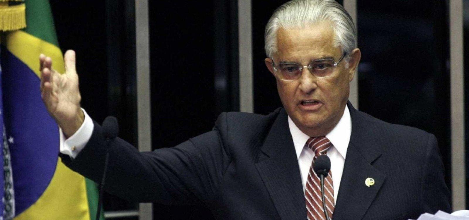 [Ex-governador do DF, Joaquim Roriz morre em Brasília]