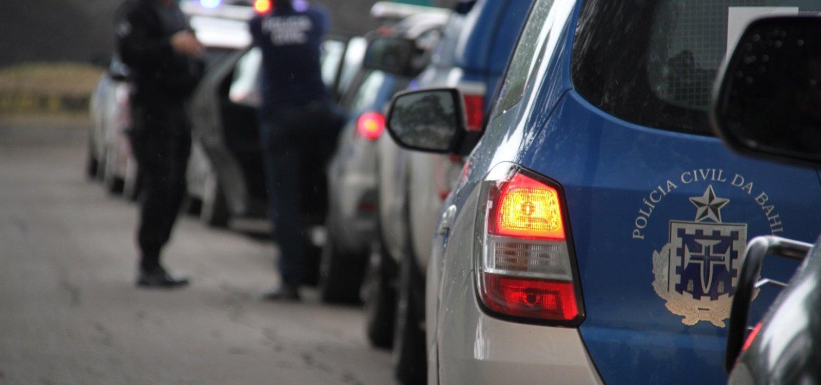 [Operação da Polícia Civil prende 24 suspeitos de crimes violentos na Bahia]