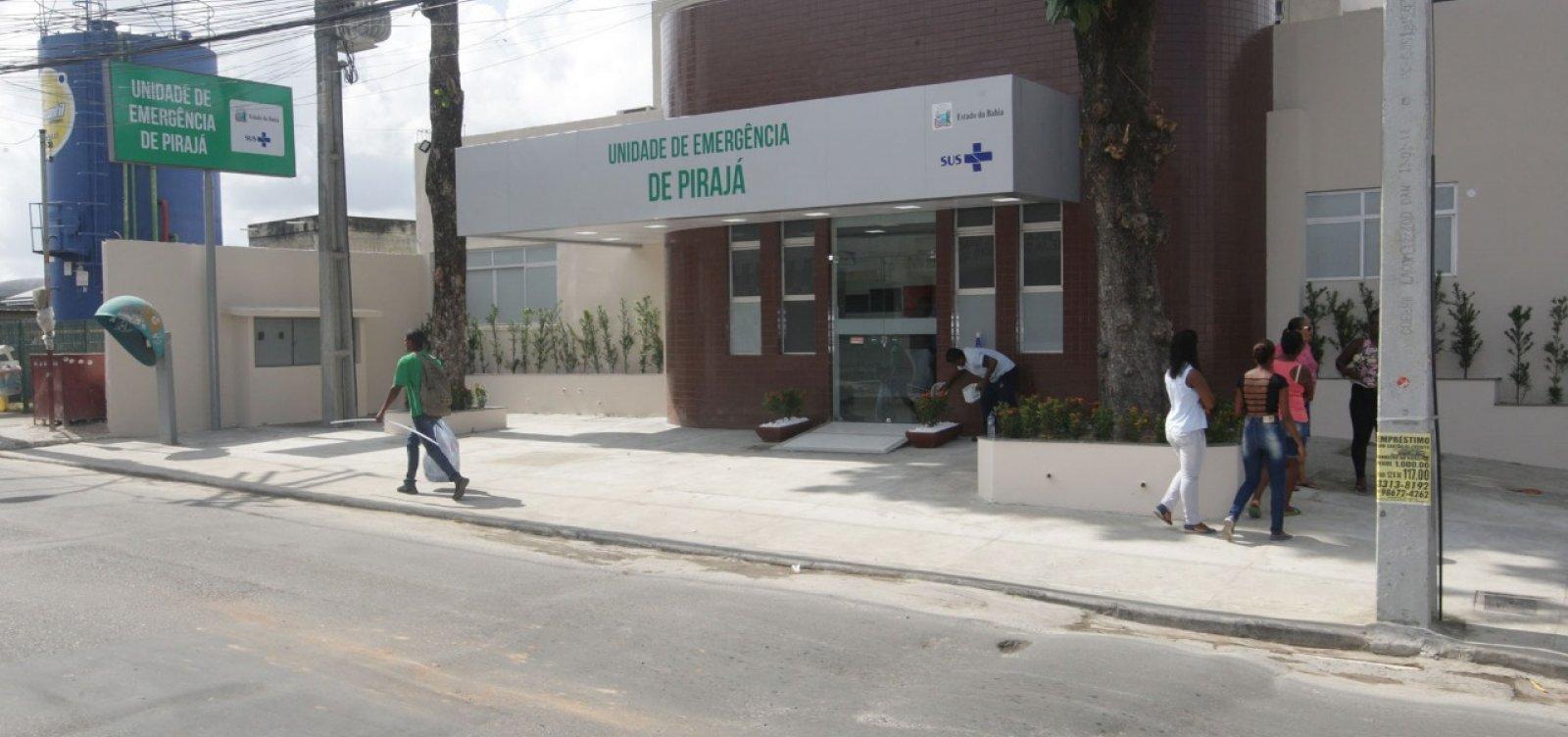 [Governo reinaugura Unidade de Emergência no bairro de Pirajá]