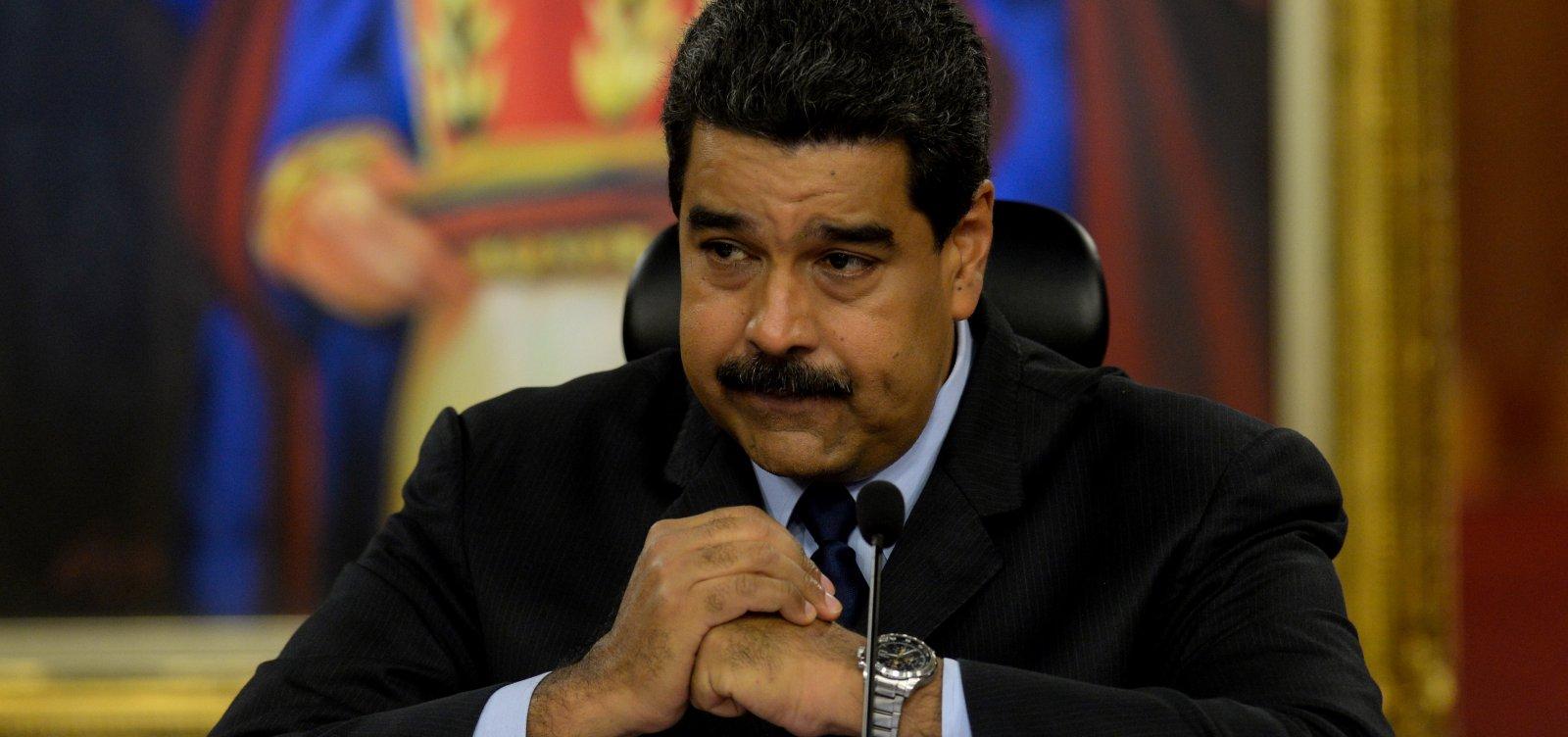 [ONU aprova 1ª resolução contra a Venezuela]