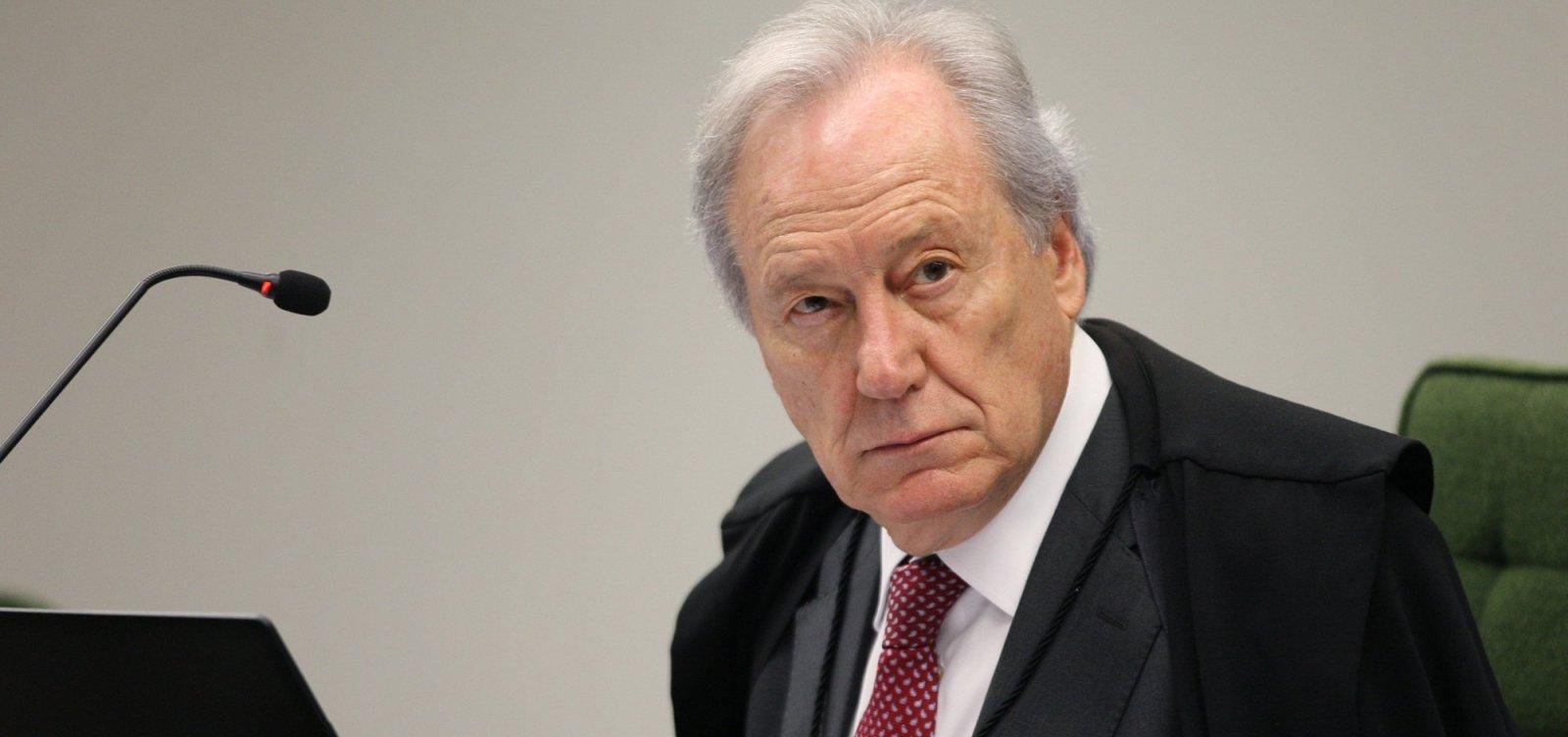 [Lewandowski libera habeas corpus de Lula para julgamento no STF]