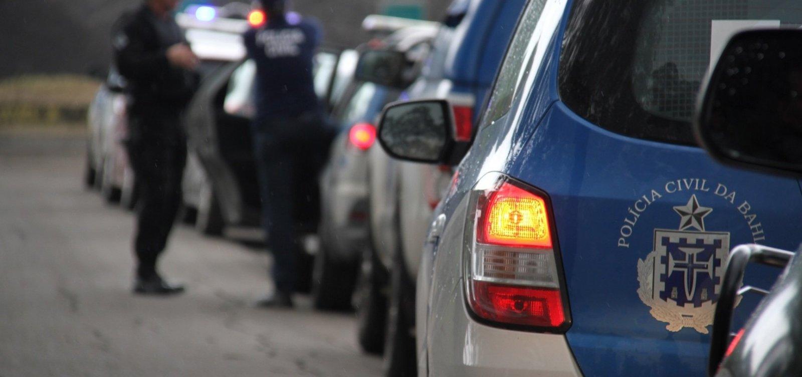 [Ação nacional da Polícia Civil prende 69 suspeitos na Bahia]