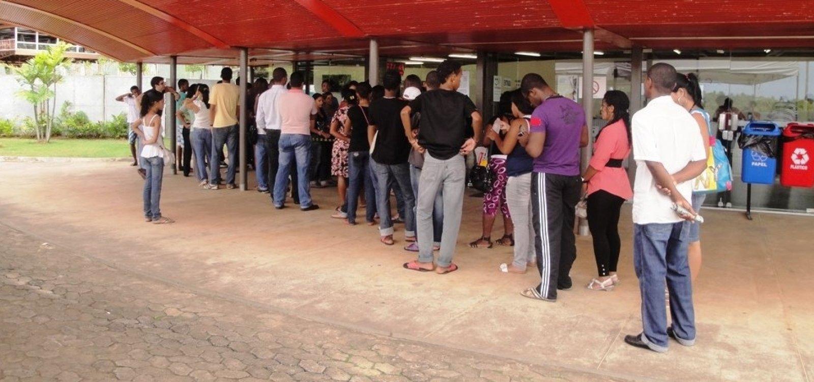 [Mais da metade dos baianos está pessimista sobre o futuro do Brasil, diz Ibope]