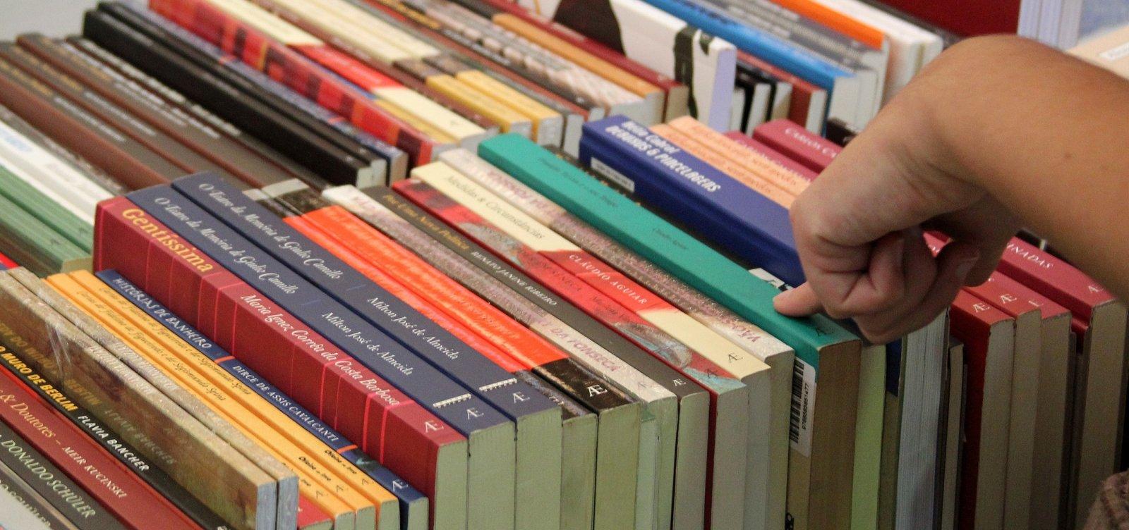 [Estudantes da rede pública passam a receber obras literárias em 2019]