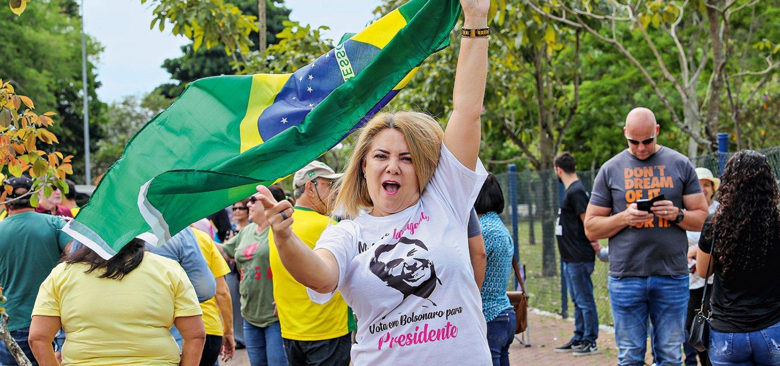 [Chaveiro que arrombou cofre diz que ex-mulher culpou Bolsonaro pelo sumiço dos pertences]