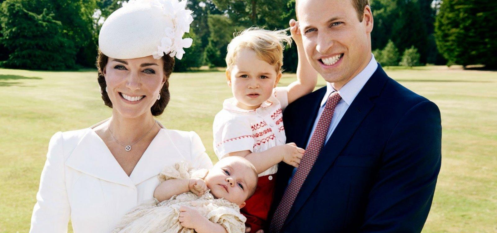 [Kate Middleton pode estar grávida pela quarta vez]