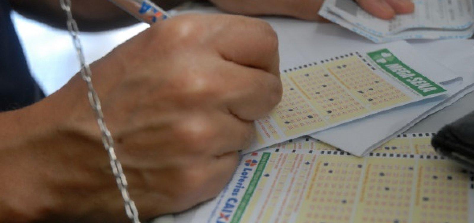 [Mega-Sena: novo sorteio pode pagar R$ 6 milhões na quarta-feira]
