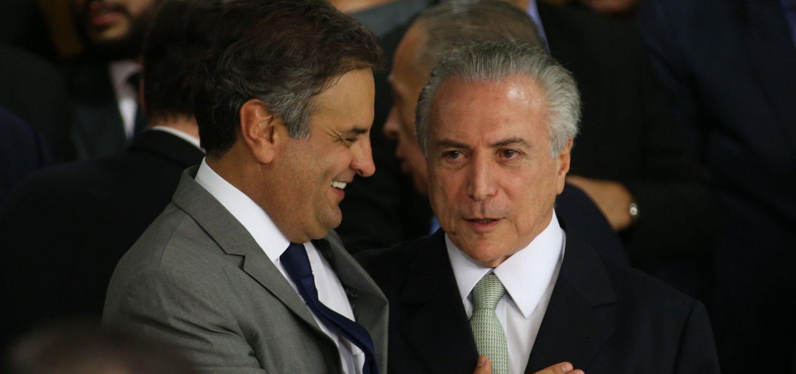 [PSDB e MDB têm chances de emplacar mais governadores nesta eleição]