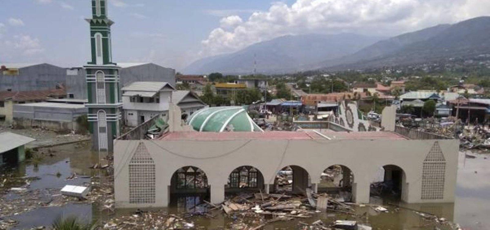 [Não há brasileiros entre vítimas de terremoto na Indonésia, diz Itamaraty]
