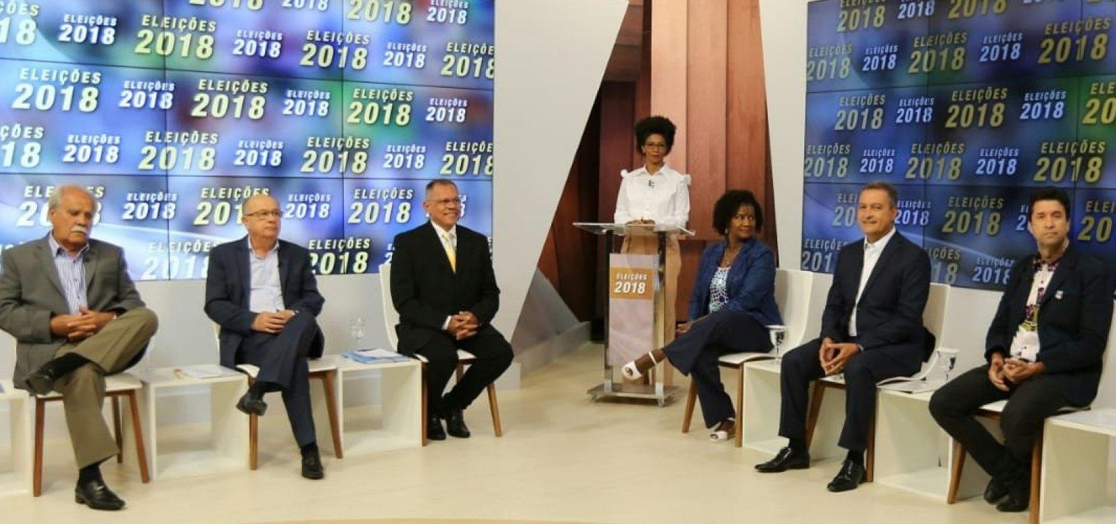 [Campanha na Bahia entra na reta final com debates e pesquisa]