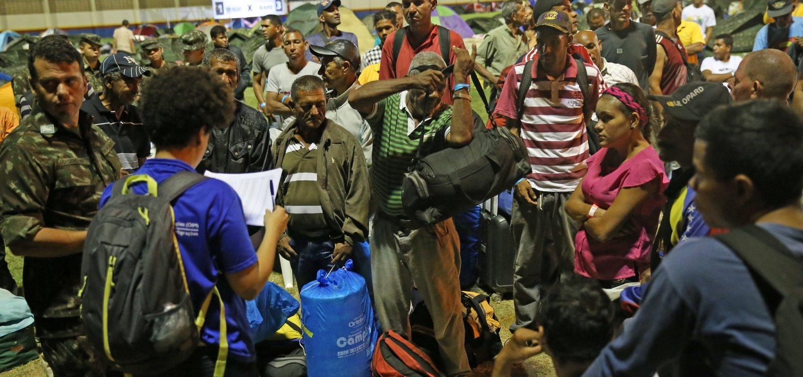 [ONU aponta que 1,9 milhão de venezuelanos deixaram o país desde 2015]