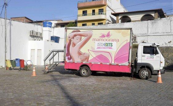 [Câncer de mama já matou 217 mulheres, entre janeiro e setembro, em Salvador ]