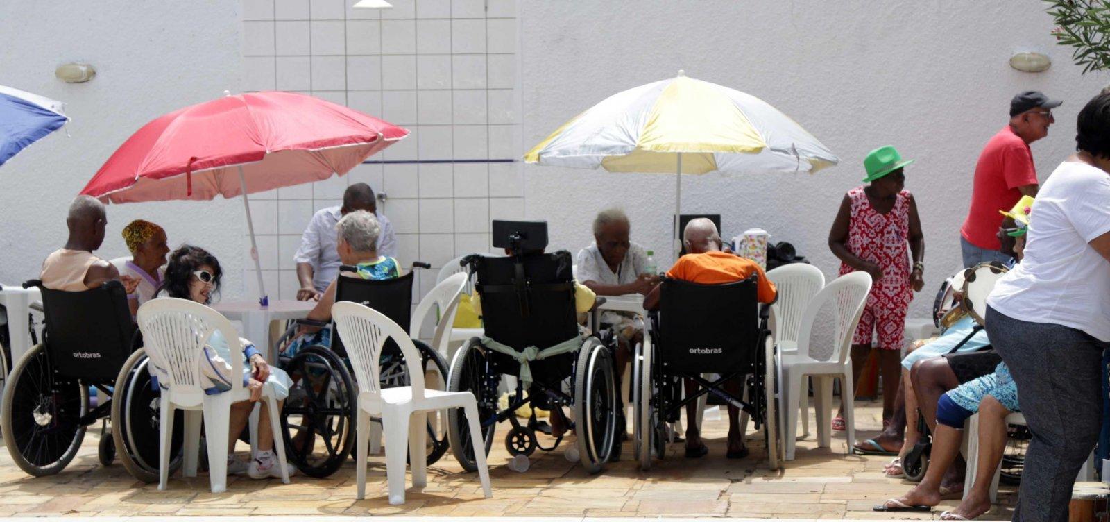 [Quase 70% dos idosos brasileiros sofrem de doença crônica, diz Ministério da Saúde]