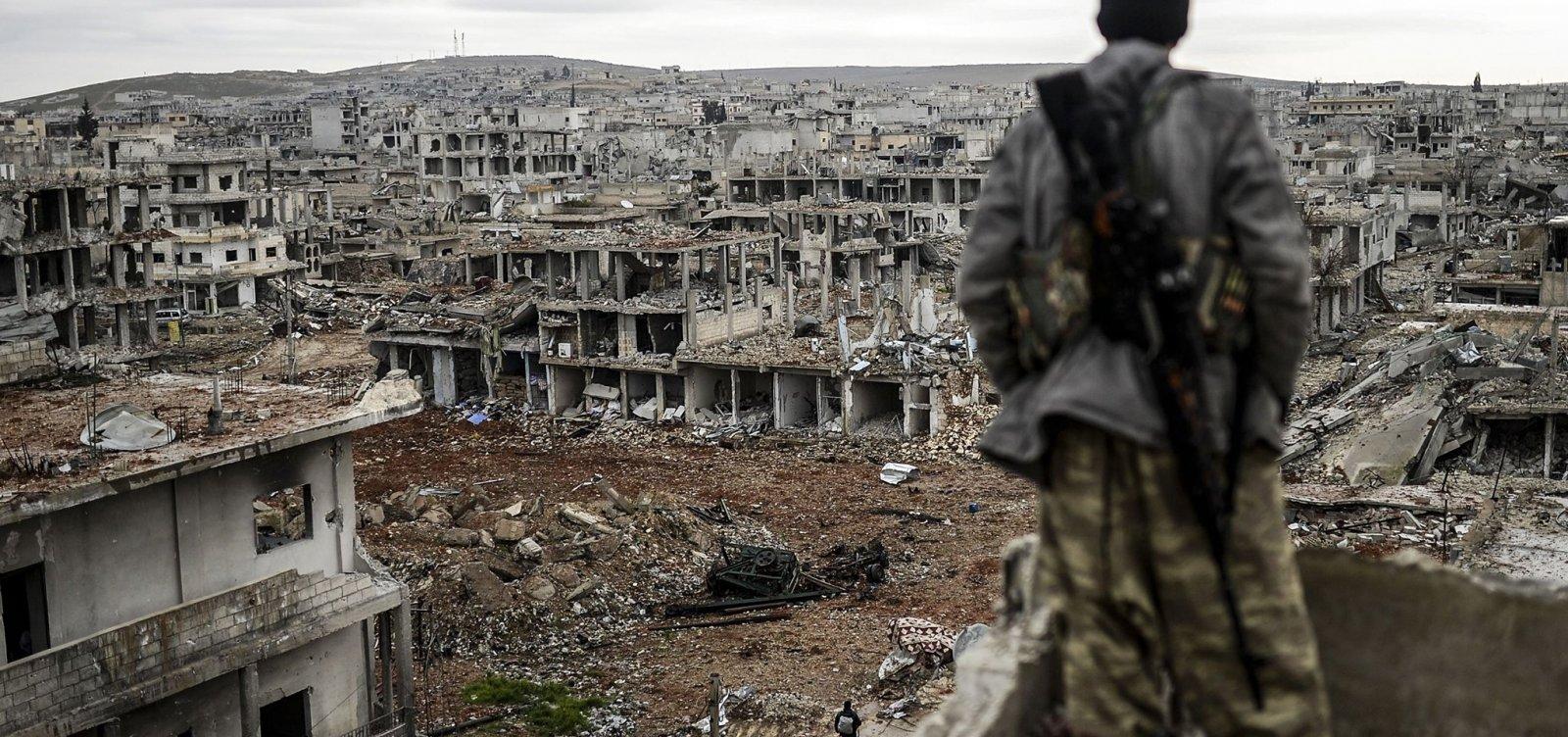 [ONG diz que setembro foi o mês com menos mortes de civis na Síria desde 2011]