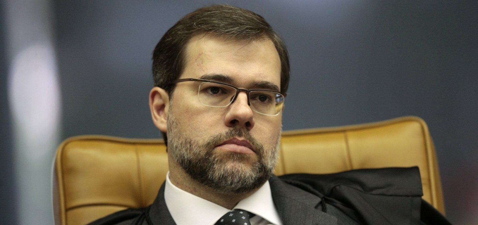 [Presidente do STF proíbe entrevista de Lula e manda caso para plenário]