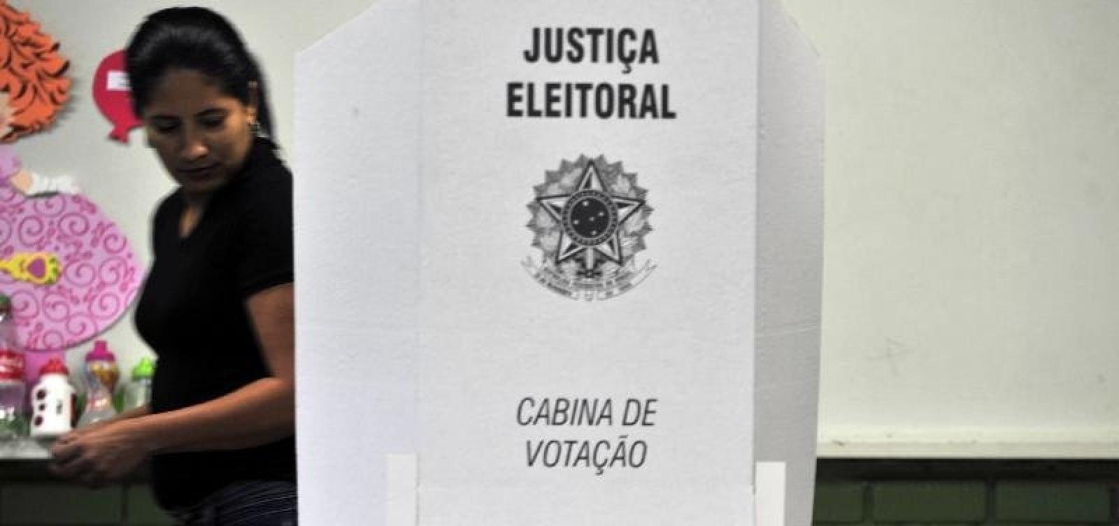 [Confira as regras do TSE para a última semana antes da eleição]