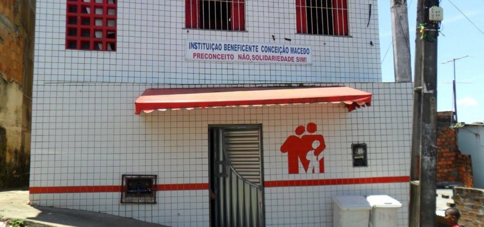 [Instituição Conceição Macedo fecha as portas por falta de apoio]