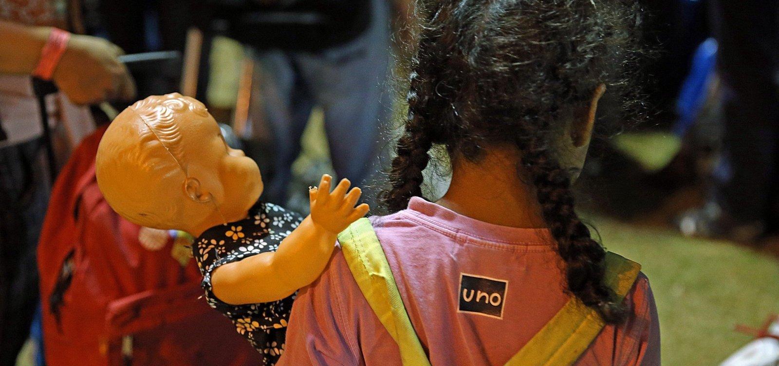 [Roraima: 63,5% das crianças e adolescentes venezuelanos não estão na escola]