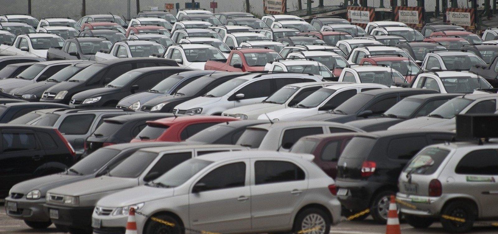 [Fenabrave aponta que venda de veículos cresce 7% em setembro]