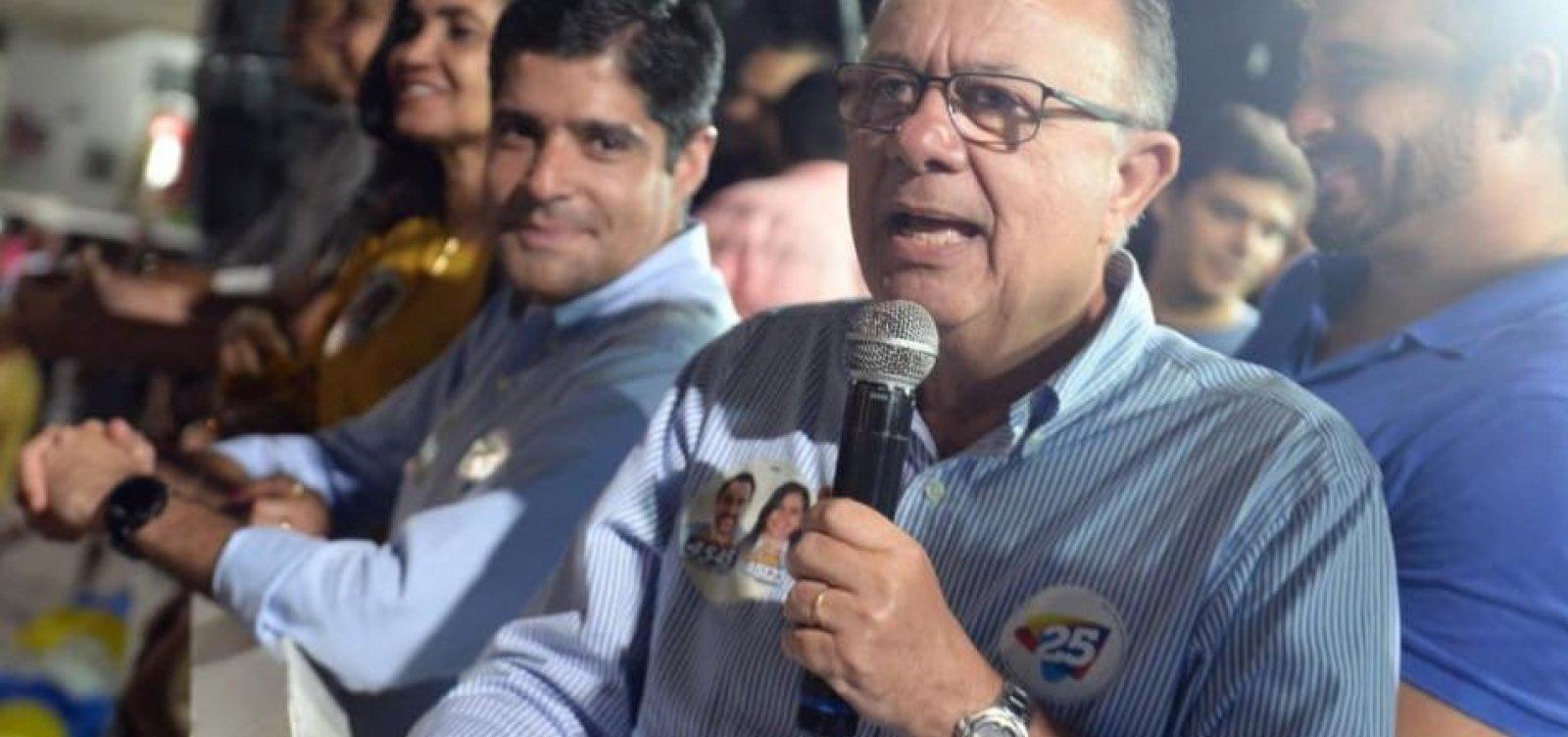 [Zé Ronaldo contraria Neto e declara apoio a Bolsonaro]