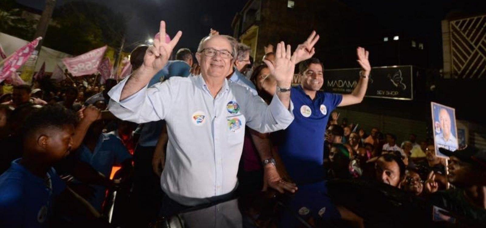 [ACM Neto diz que foi surpreendido com apoio de José Ronaldo a Bolsonaro]