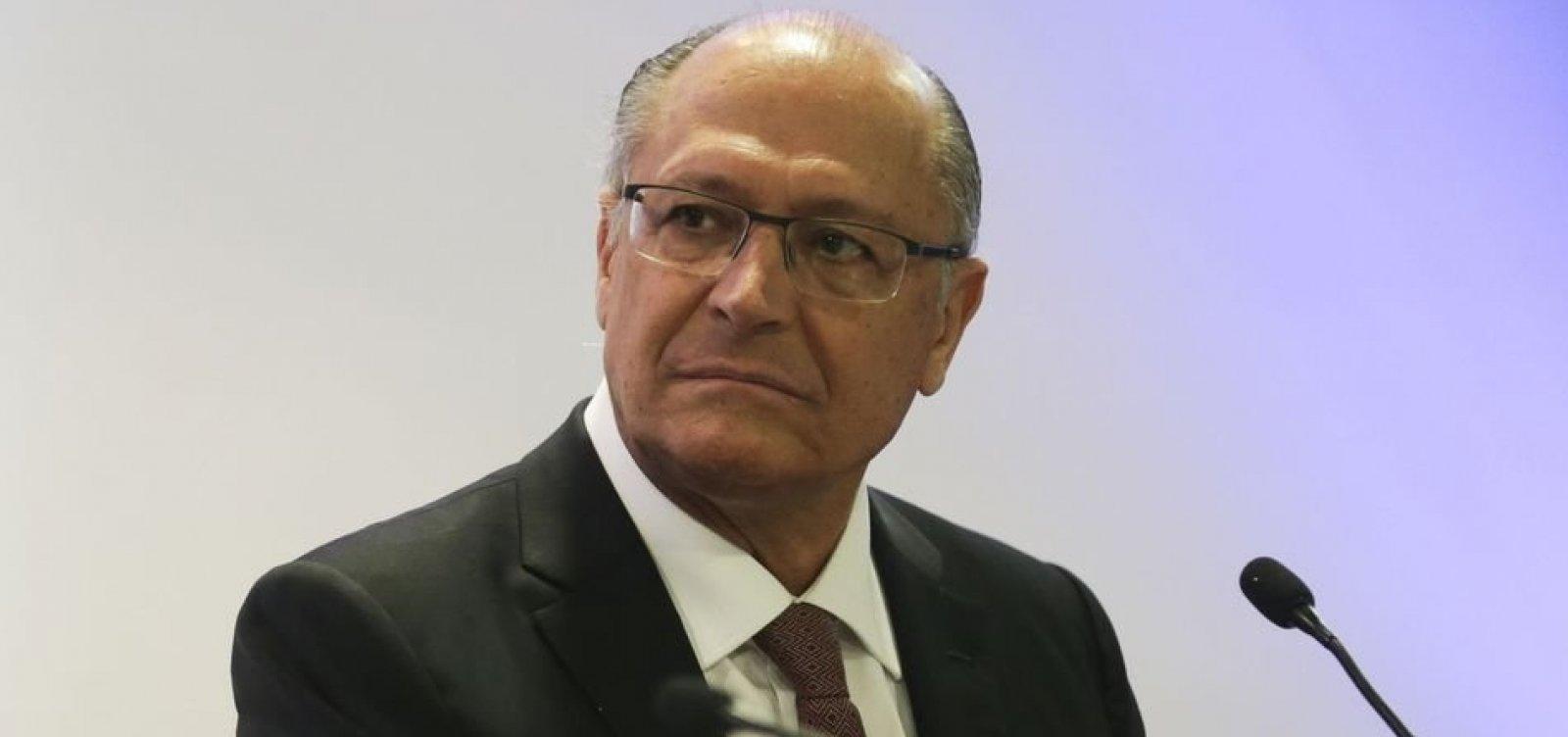 [A poucos dias do 1º turno, aliados de Alckmin expressam apoio a Bolsonaro]